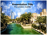 Beautiful place PowerPoint Templates