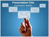 Email service PowerPoint Templates