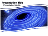 Black Hole Templates For Powerpoint
