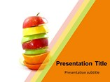 Nutritions Templates For Powerpoint