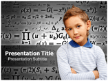 Mathematical Formulas Templates For Powerpoint