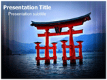 Torii Gate Templates For Powerpoint