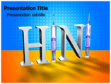 H1N1 Symptoms Templates For Powerpoint