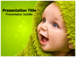 Smiling Baby Templates For Powerpoint