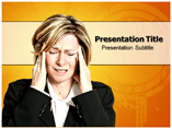Headaches Templates For Powerpoint