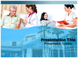 Hospitals Templates For Powerpoint