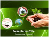 Save nature PowerPoint Templates
