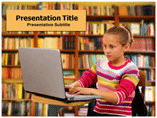 Online education Templates For Powerpoint