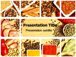 Herbs Spices Templates For Powerpoint