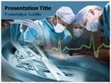 Cardiac Surgeon Powerpoint Templates