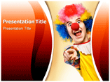 Joker Clown Templates For Powerpoint
