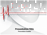 ECG Background Powerpoint Templates