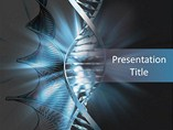 DNA Template PowerPoint
