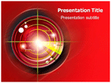 Radar System Templates For Powerpoint