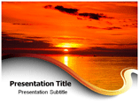Rising Sun Templates For Powerpoint