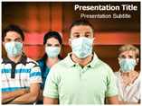 Influenza Protection Templates For Powerpoint