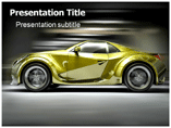 Sport Car Templates For Powerpoint