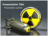 Nuclear Bomb Templates For Powerpoint
