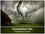 Tornado Templates For Powerpoint