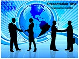 International Relations Pics Templates For Powerpoint
