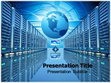 Supercomputers Templates For Powerpoint