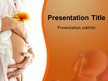 Pregnancy Pics Templates For Powerpoint