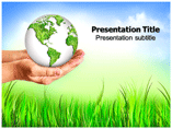 Environmental Conservation Powerpoint Templates