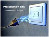 Elecrtricity Templates For PowerPoint
