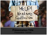 Money Help PowerPoint Templates