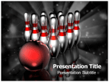 Bowling Ball Templates For Powerpoint