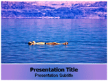 Dead Sea Templates For Powerpoint