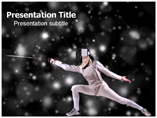 Fencing Templates For Powerpoint