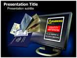 Identity Theft Protection Templates For Powerpoint