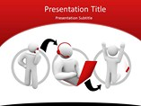 Customer Support through Online PowerPoint Graphics