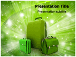 Luggage Templates For Powerpoint