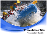 River Rafting Templates For Powerpoint