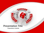 Strategy concept Templates For Powerpoint