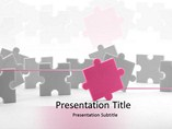 Puzzle - a Powerpoint  Template