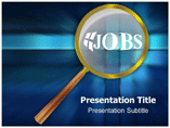 Job Online Templates For Powerpoint