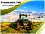 Agricultures Templates For Powerpoint