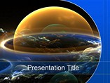 Universe Templates For Powerpoint
