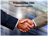 Handshaking Templates For Powerpoint