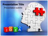 Idea 1 PowerPoint Templates