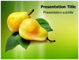 pear Templates For Powerpoint
