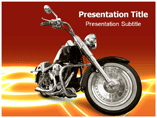 Heavy Bike Templates For Powerpoint