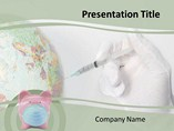 Swine flu Templates For Powerpoint