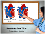 Endocardinal Diseases Templates For Powerpoint