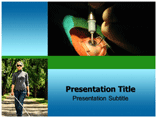 Eye Transplant PowerPoint Templates