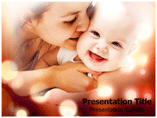 Mother Love Image Templates For Powerpoint