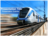Train Prices PowerPoint Templates